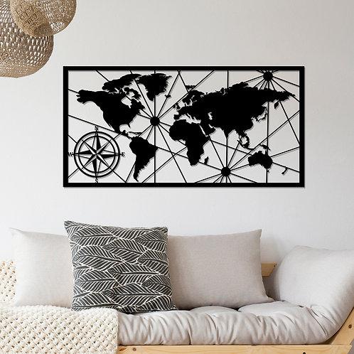 World Map Large 2
