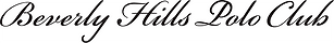 Beverly Hills Polo Club Handwrite Logo