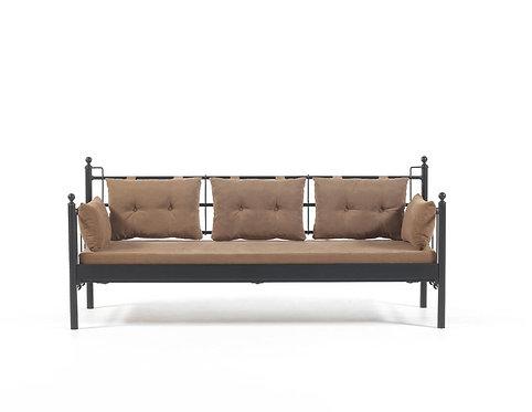 Lalas DKS - Black, Brown (70 x 200)