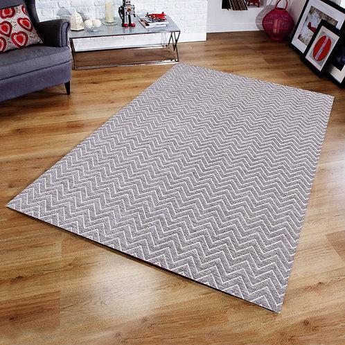 Wooly 903 - Grey (120 x 180)