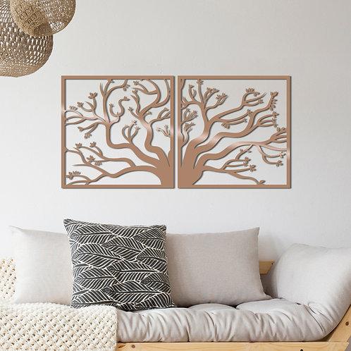 Tree2 - Copper