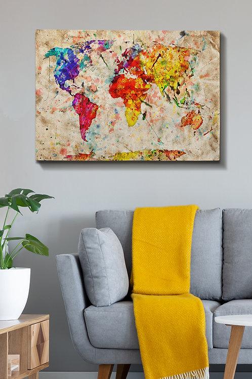 Kanvas Tablo (70 x 100) - 115