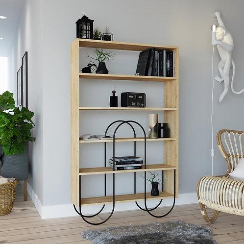 Norfolk Bookcase - Oak