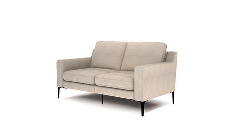 Normod 2 Seater - Beige, Black