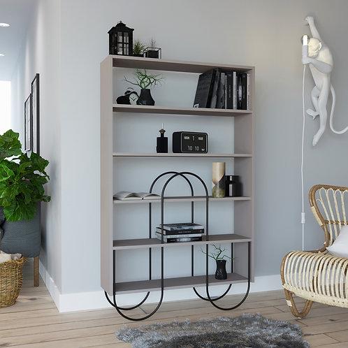 Norfolk Bookcase - Light Mocha