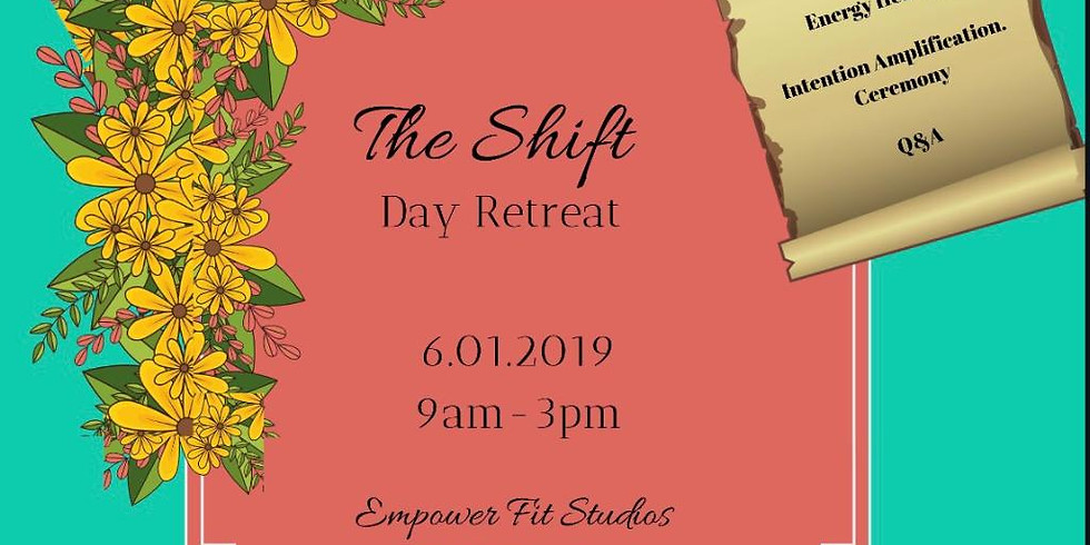 The Shift - Day Retreat