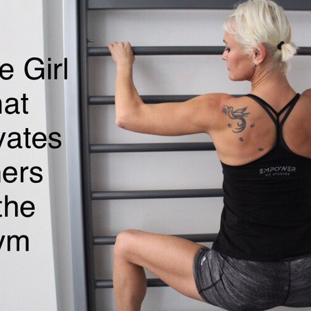 Motivation!  How do you get Motivated?