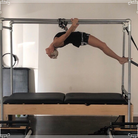 Want to get in the best Shape? Exercise with Pilates or Pilates Reformer