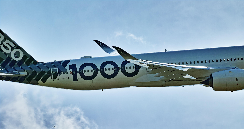 Airbus A350 Premiere démo