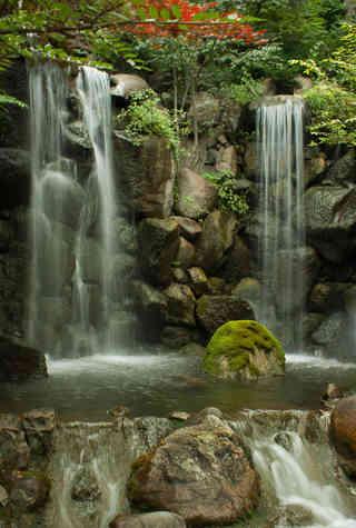 Japanese Waterfalls