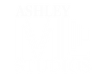 Ashley ML Studios Logo