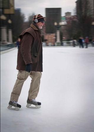 Skating to the Beat