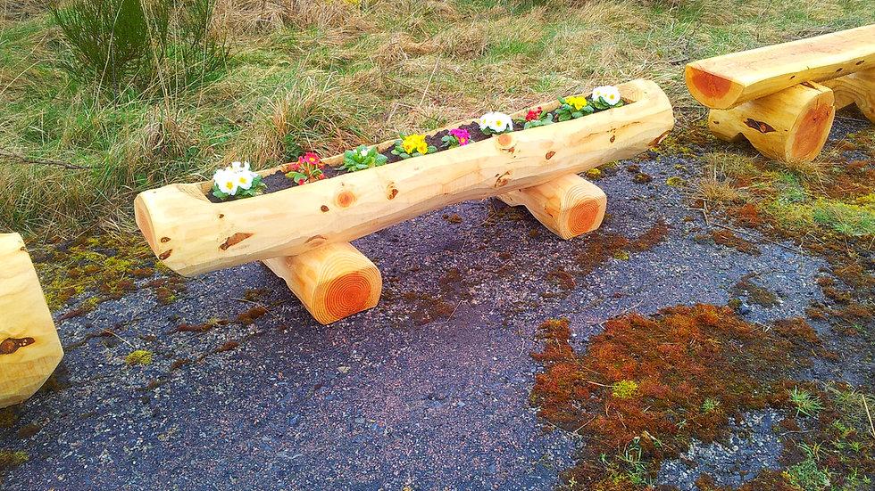 Flower planter 5ft long
