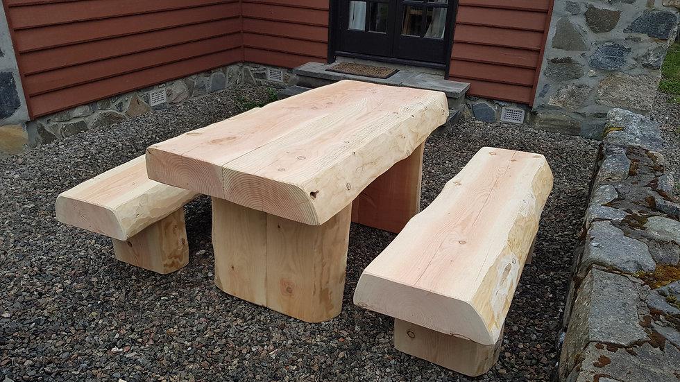 Aviemore table set