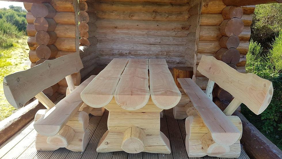 Wild table set