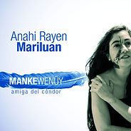 Letras mankewenuy - Anahi Mariluan