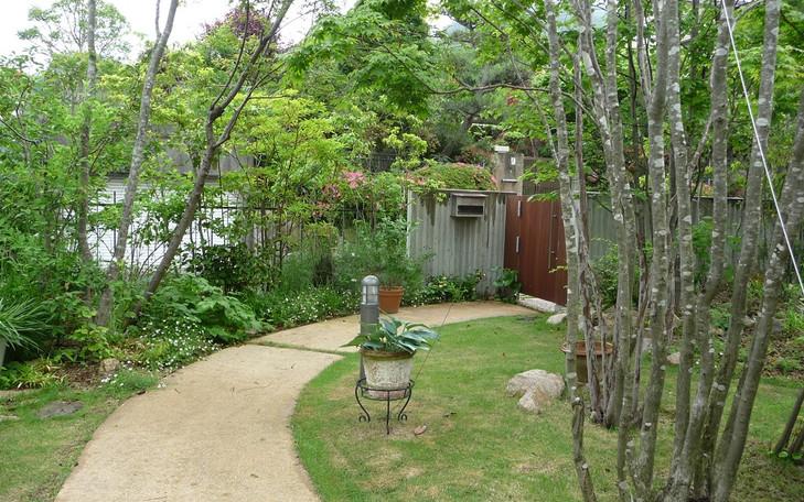 奥池の庭1