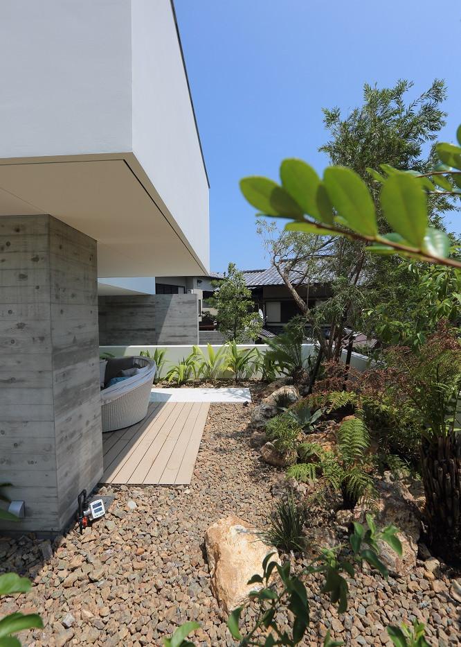 芦屋の庭6