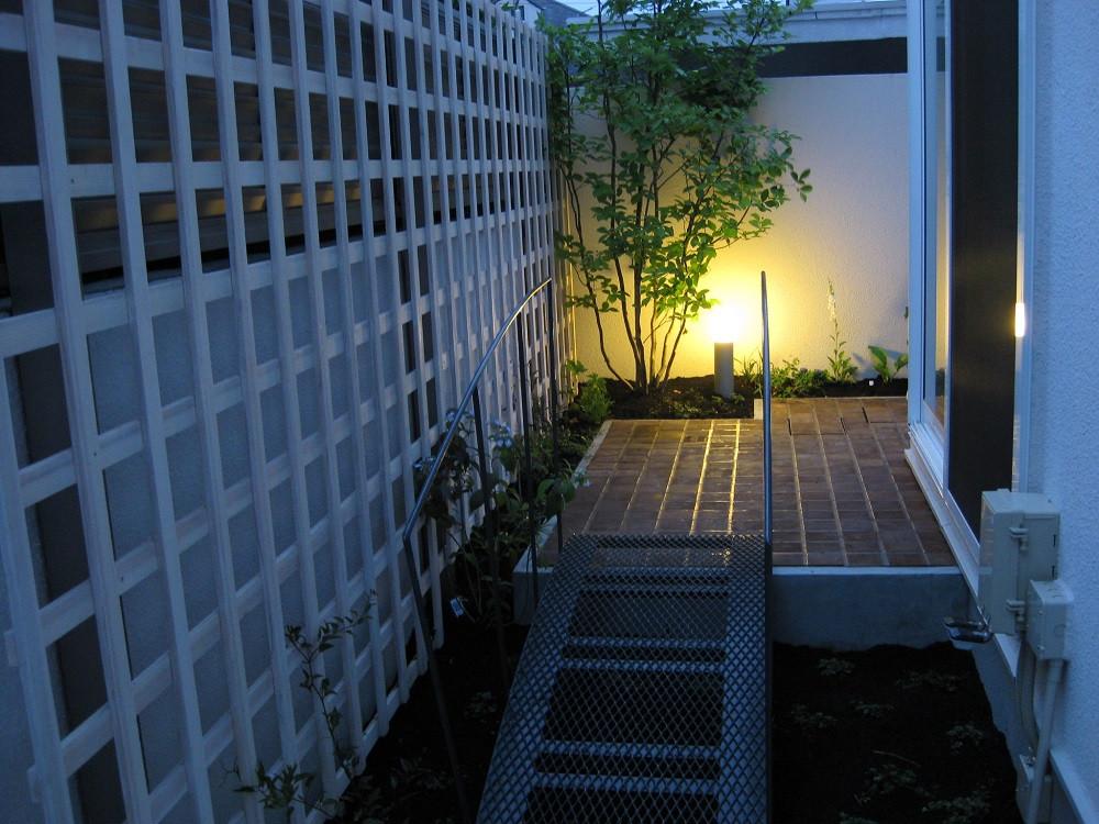 新千里の庭