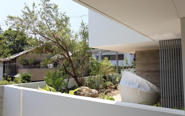 芦屋の庭3