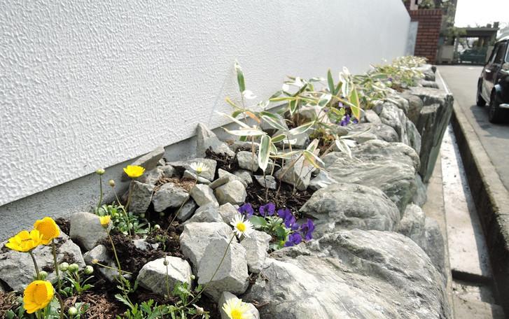 津雲台の庭