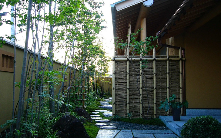 大久保の庭