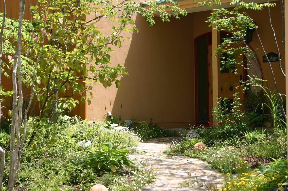 苦楽園の庭