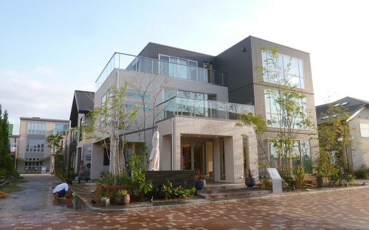 奈良住宅展示場