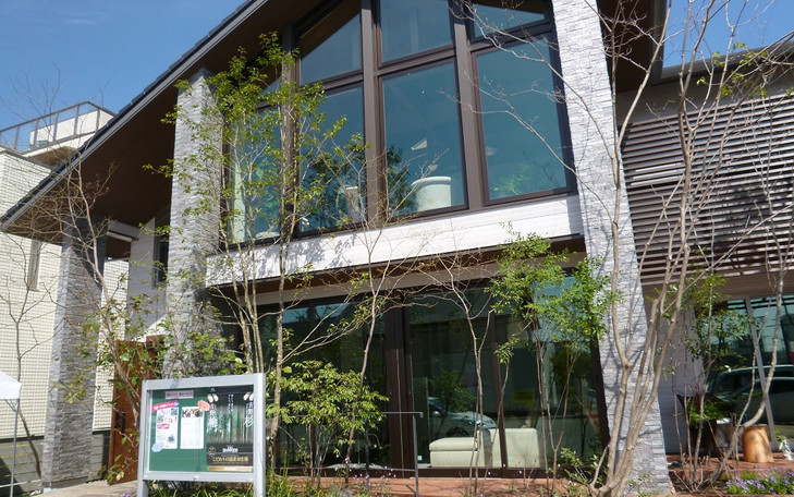 奈良住宅展示場1