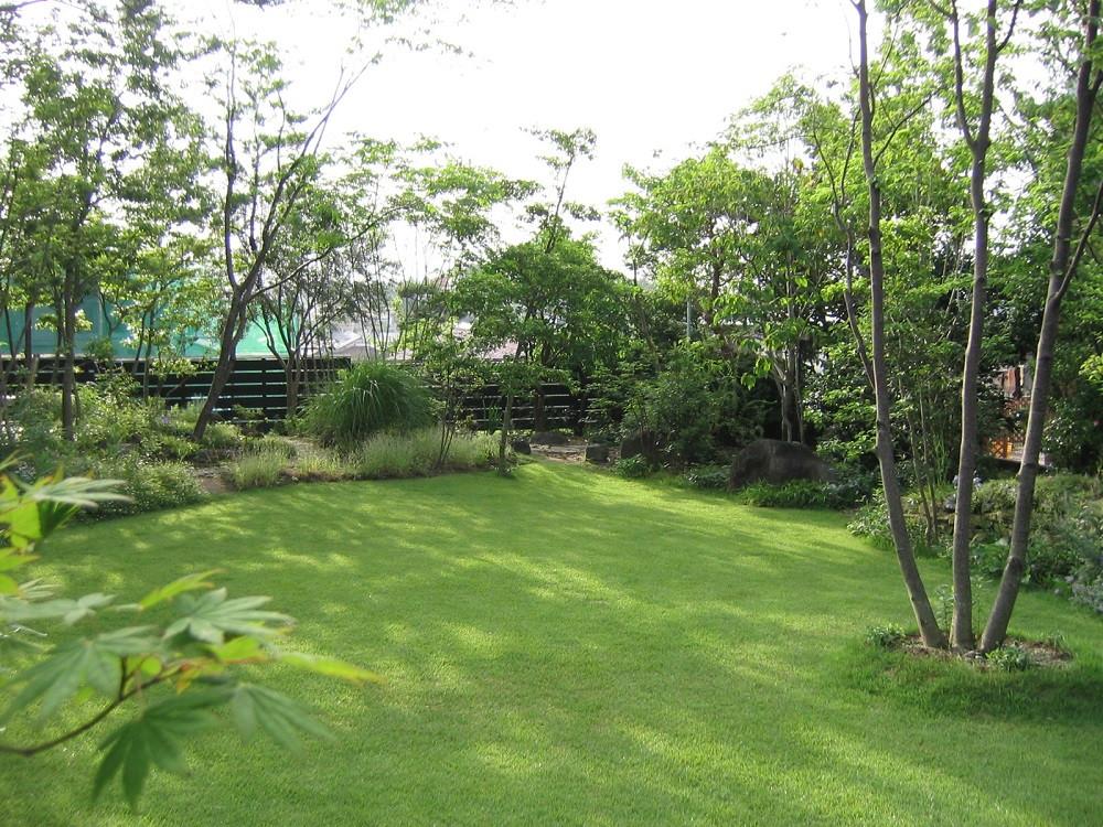 上野東の庭
