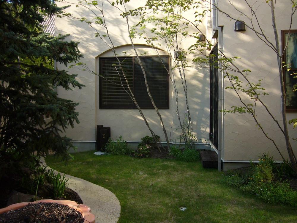 八尾の庭2