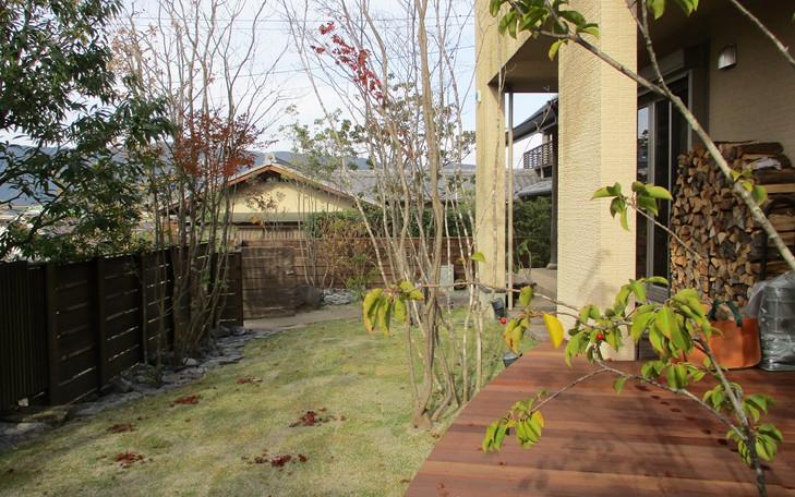 名張の庭2