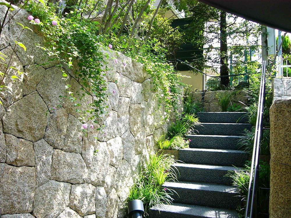古江台の庭