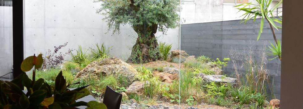 総持寺の庭