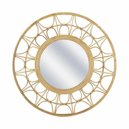 Suva rattan mirror