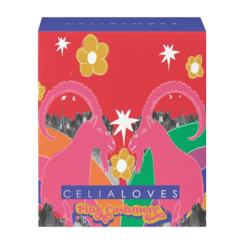 Celia Loves Candle - Pink Cashmere Limited Edition