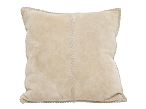 Suede cushion by Banyan Home