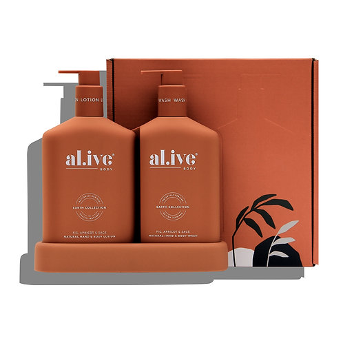 al.ive body® Duo - Fig, Apricot & Sage