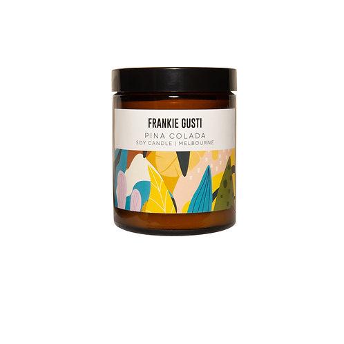 Frankie Gusti - Pina Colada candle