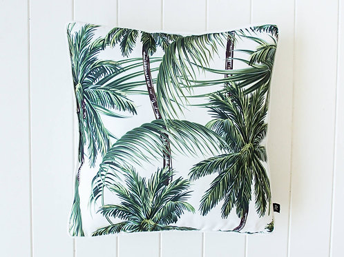 Tropical Palms outdoor cushion