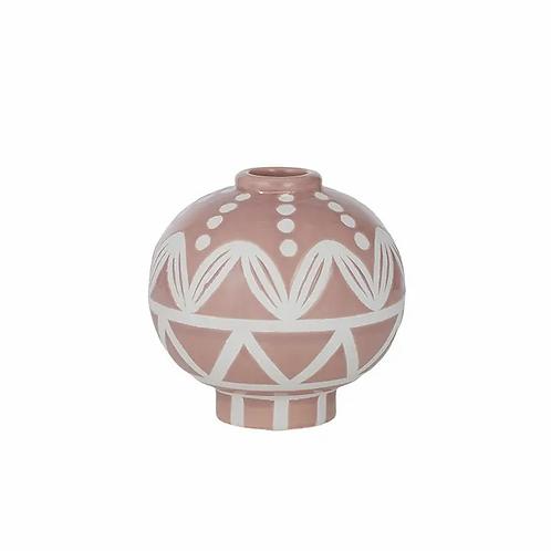 Asana ceramic vase