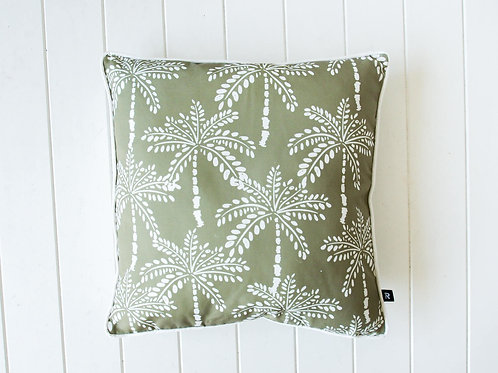 Sage Palms outdoor cushion