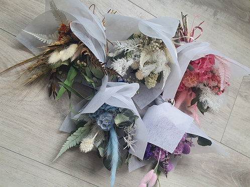 Petite posies - Dried bouquets