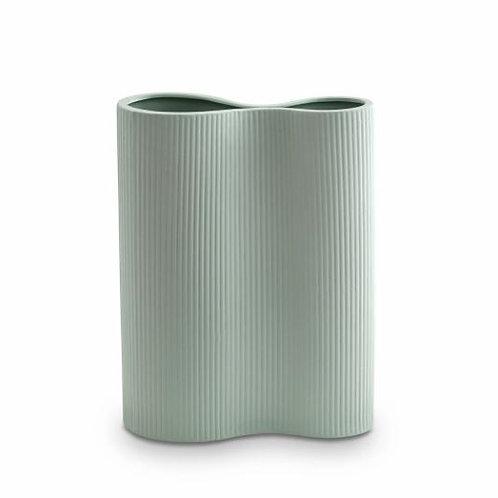 Marmoset Found Infinity Vase - Blue M
