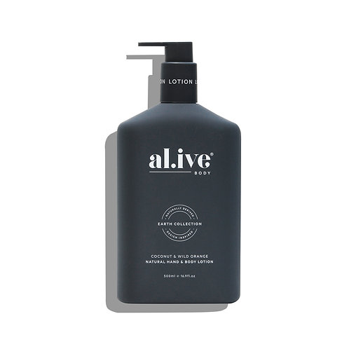 al.ive body® Lotion - Coconut & Wild Orange