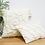 Thumbnail: Petal embroided cushion