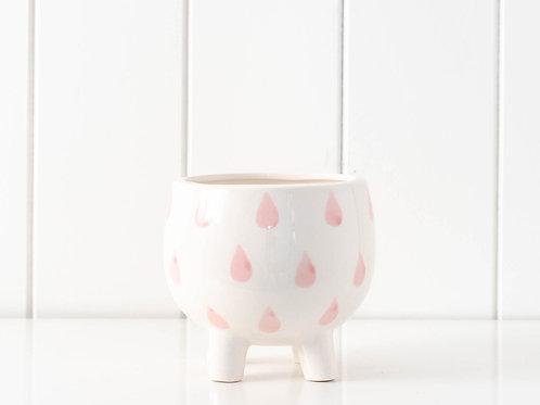 Pink Lemonade planter