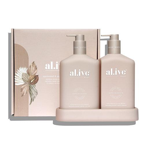 al.ive body® Duo - Applewood & Goji Berry