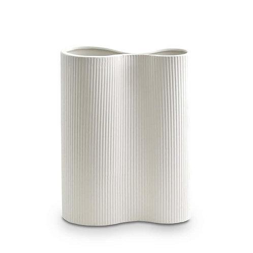 Marmoset Found Infinity Vase - Snow M