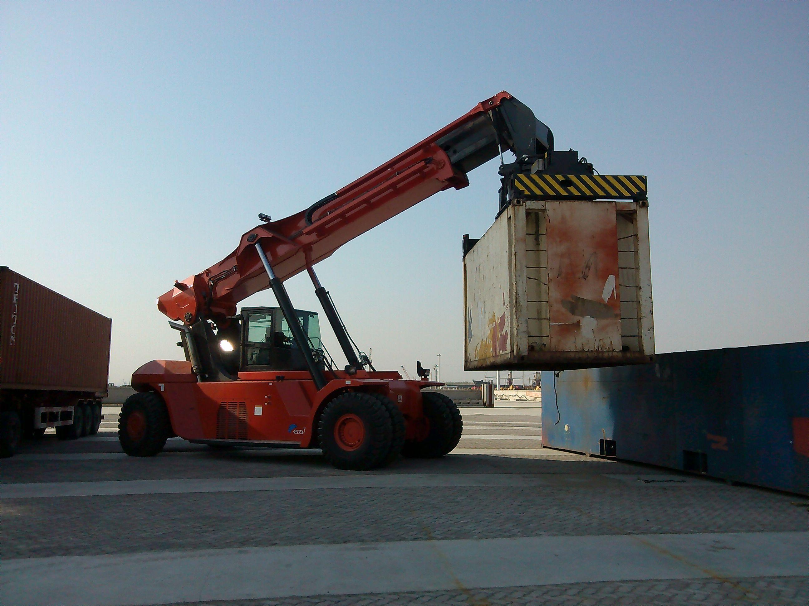 Rugao port